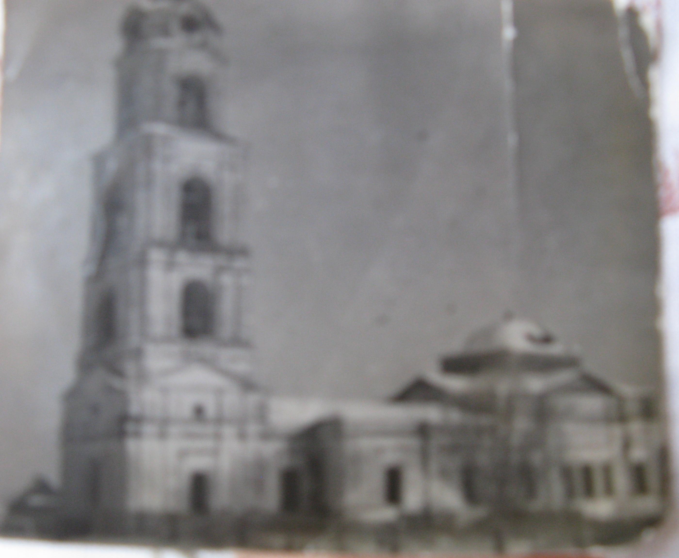 Внешний вид храма в 1960-е гг. Фото М. Д. Мурычева.