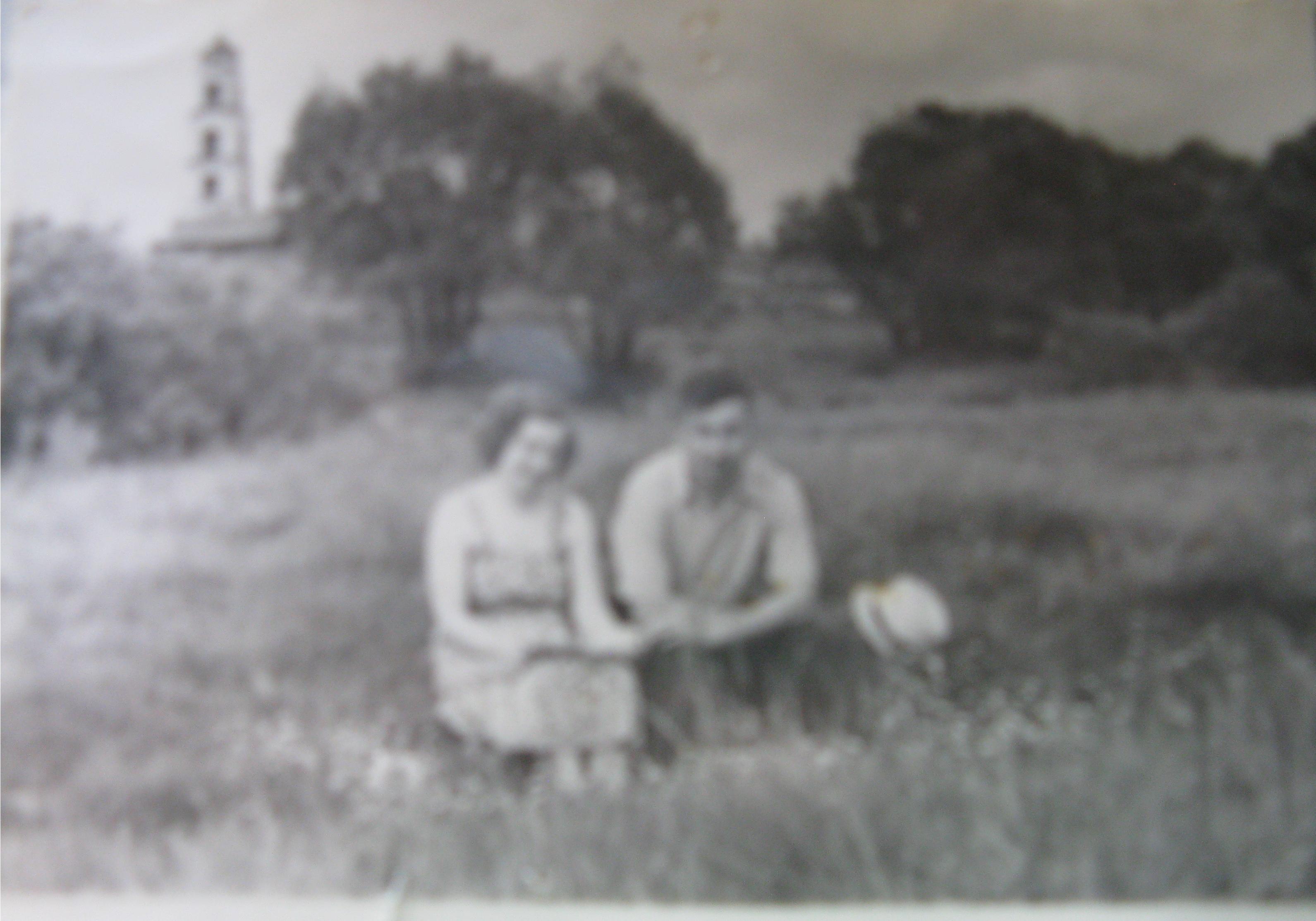 Внешний вид храма в 1960-е гг. Фото М. Д. Мурычева