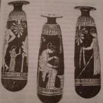 Прекрасная невеста, алабастр, ок. 470 г. до н.э., Париж, Национальная библиотека