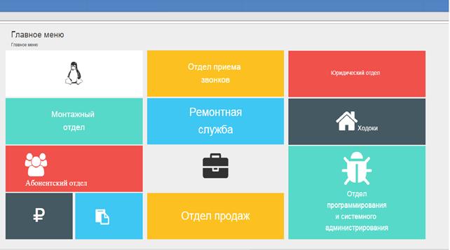 Рисунок 4 – Экранные формы прототипа веб-интерфейса